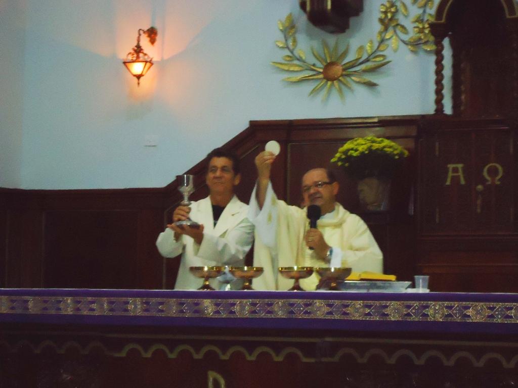 Padre José Lino é eleito reitor provincial palotino
